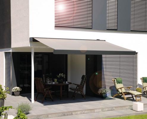 Rebstock Sonnenschutzanlagen Aichhalden Warema Markisen