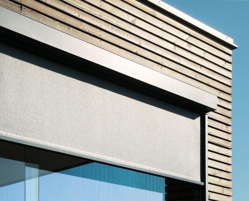 Rebstock Sonnenschutzanlagen Aichhalden ROMA Textilscreens