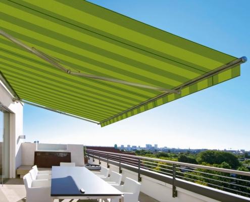 Rebstock Sonnenschutzanlagen Aichhalden Markilux Markisen